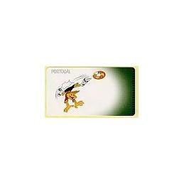 PORTUGAL (2003). Kinas. Etiqueta en blanco