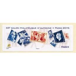 FRANCE (2015). 69e Salon...