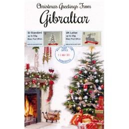 GIBRALTAR (2015). Christmas...