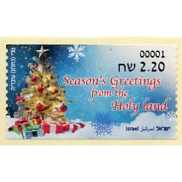 ISRAEL (2015). Season's...