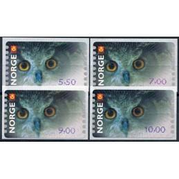 NORWAY (2002). Eagle owl....