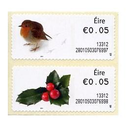 IRLANDA (2013). Navidad 2013 - 280105. ATMs nuevos (0.05)