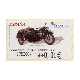 SPAIN (2004). 96. DKW con...