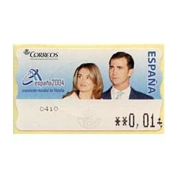 ESPAÑA (2004). 108. España...