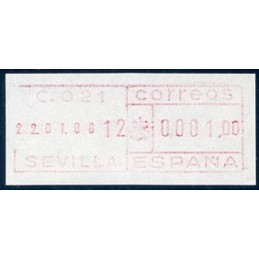 ESPAÑA (1980). Frama SG 115...