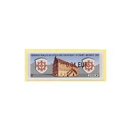 FRANCIA (2003). 76 Congres FFAP Mulhouse. ATM nuevo