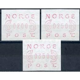 NORWAY (1980). Definitive...