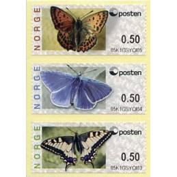 NORWAY (2008). Butterflies...
