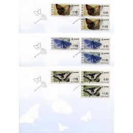 NORUEGA (2007). Mariposas....