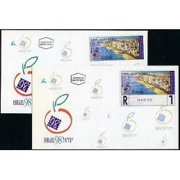 ISRAEL (1998). Israel 98,...