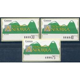 ANDORRA (2000). Green...