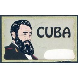 CUBA (1998). Fidel Castro....