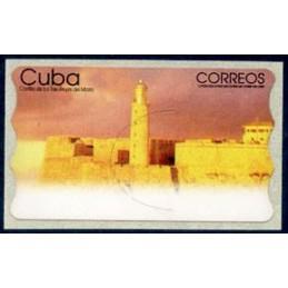 CUBA (2000). Castillo de...
