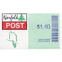 NORFOLK (2003). Boobook owl...