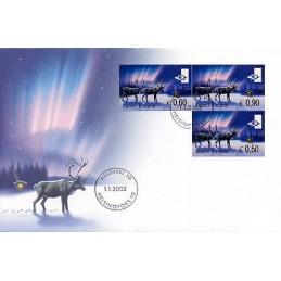 FINLAND (2002). Reindeer...
