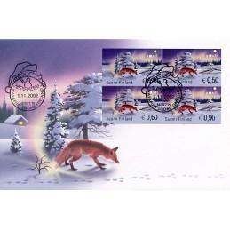 FINLAND (2002). Fire Fox -...