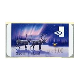 FINLAND (2000). Reindeer...