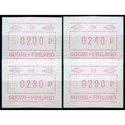 FINLAND (1994). Definitive...