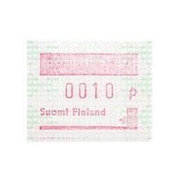 FINLAND (1995). Postimuseo...