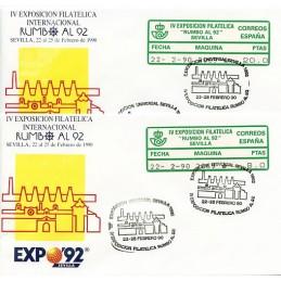 ESPAÑA (1990). 25. IV...
