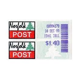 NORFOLK (2000). Emblema...