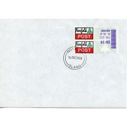 NORFOLK (2000). Post logo...