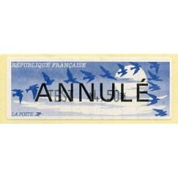 FRANCE (1990). Birds (1) -...