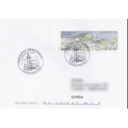 FRANCIA (2005). Salon Phil. Printemps. Sobre P.D. España (Aix)