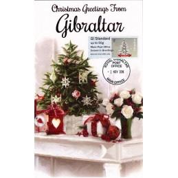 GIBRALTAR (2016). Christmas...