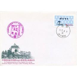 TAIWÁN (2001). Chiang...