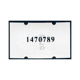 TAIWÁN. ROCUPEX 2005. VarioSyST 2- azul. ATM nuevo (032), número posterior
