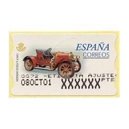 SPAIN (2001). 59. Hispano...