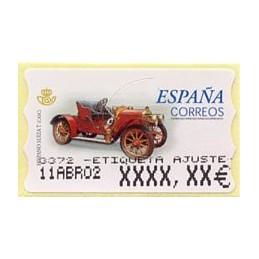 SPAIN (2001). 59E. Hispano...