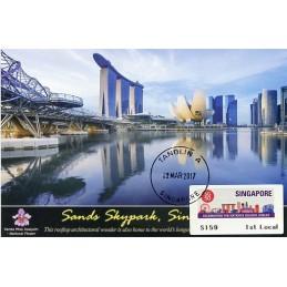 SINGAPORE (2017). SG50 -...