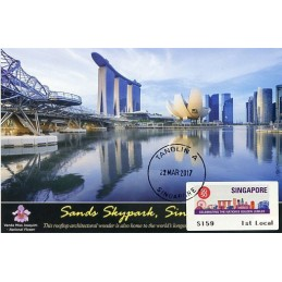 SINGAPUR (2017). SG50 -...