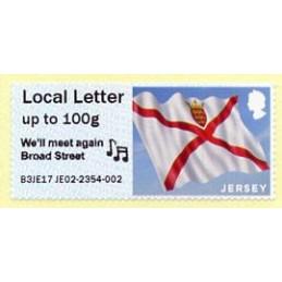 JERSEY (2017). Jersey flag...