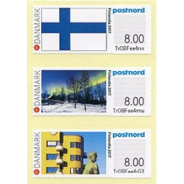 DENMARK (2017). FINLANDIA...