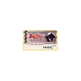 ESPAÑA. 37. España 2000. PTS-6E. ATM nuevo (1 PTS)