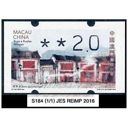 MACAO (2016). Calles y...