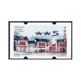 MACAU (2016). Old streets...