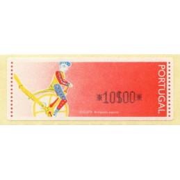 PORTUGAL (1992). Ciclista,...
