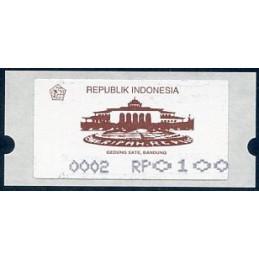INDONESIA (1994). Gedung...