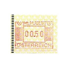 AUSTRIA (1983). Post...