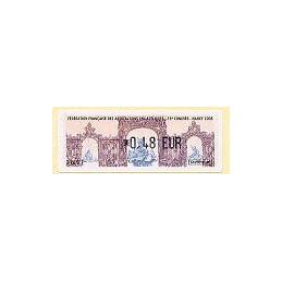 FRANCIA (2005). 78 Congress FFAP. ATM nuevo