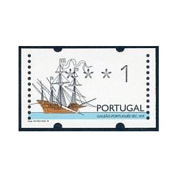 PORTUGAL (1995). Galeao...