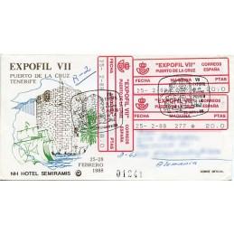 SPAIN (1988). 12. ''EXPOFIL...
