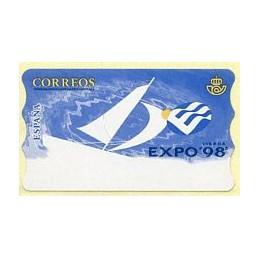 ESPAÑA (1998). 25. Expo'98...