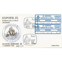 SPAIN (1990). 26. IX...
