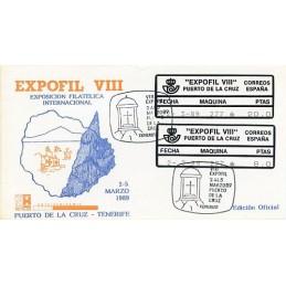 SPAIN (1989). 18. EXPOFIL...