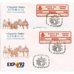 SPAIN (1988). 11. EXPO'92...